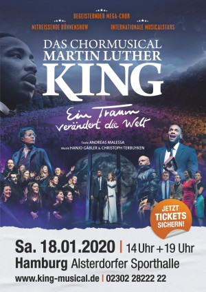 Das Musical - Martin Luther King